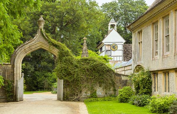 Historic Home Lacock Abbey