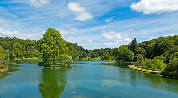 Historic Home Stourhead Estate and Gardens