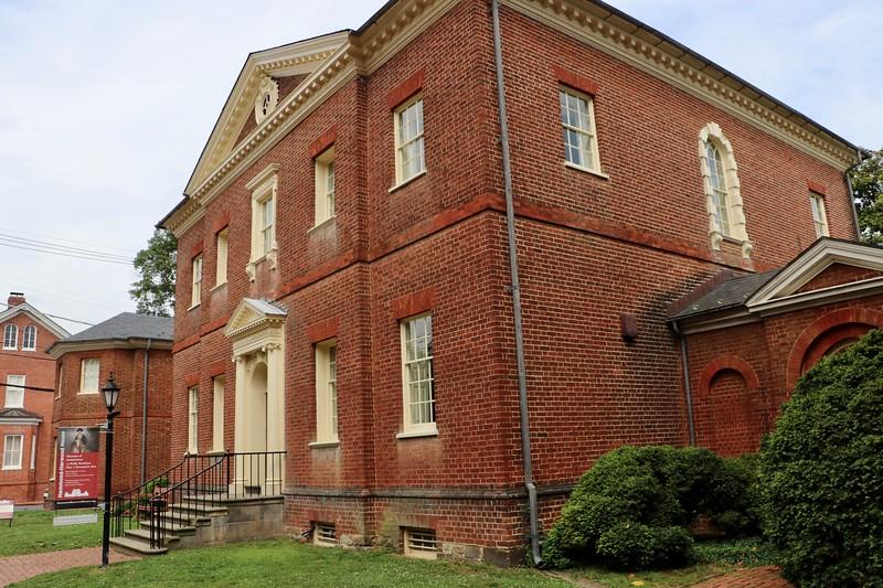 19 Maryland Ave, Hammond Harwood House