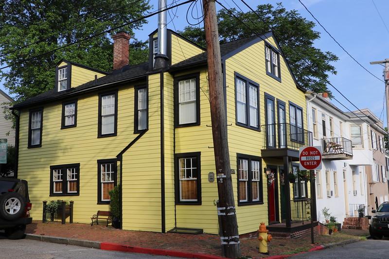 Hanover Street Annapolis