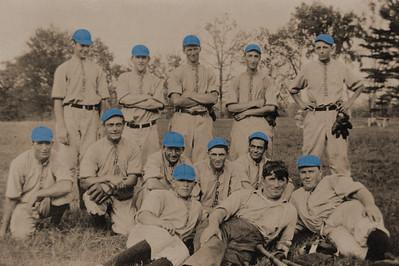 Baseball 1916; size 36x24