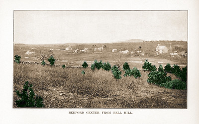 Bedford Center, Bell Hill | 42x22