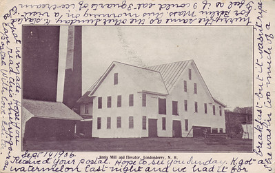 Annis Grain and Lumber Mill and Elevator