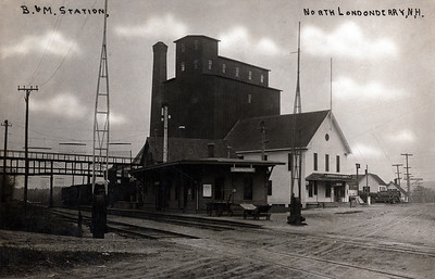 Londonderry Depot and Annis Mill