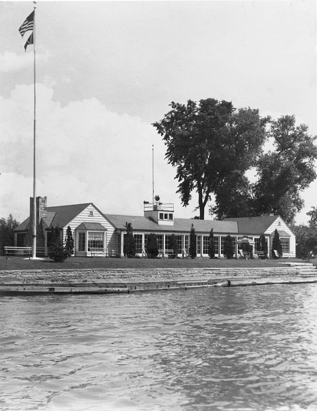 1935 Clubhouse