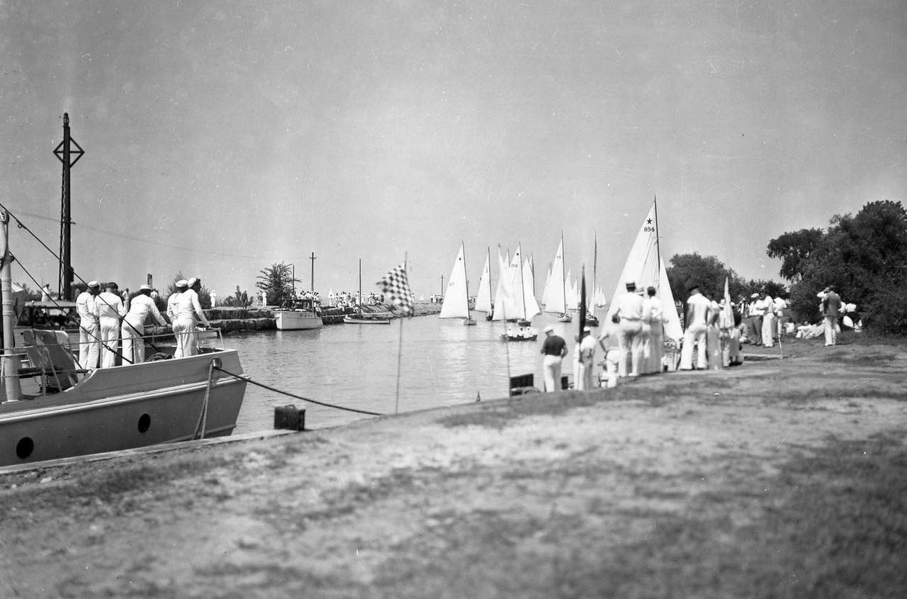 1936 South Shore Regatta