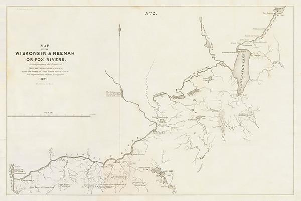 Historic Fox-WI Maps