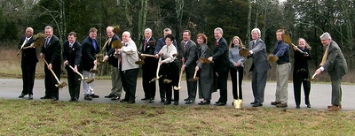 smyrna groundbreaking dirt