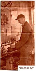Bert Webb, 1935