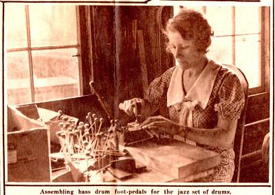 Stella Hunt, 1935