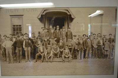 Noble & Cooley Employees, 1893