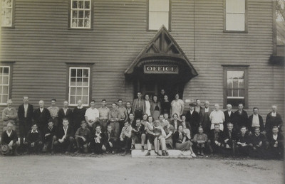 Noble & Cooley Employees, October 1938