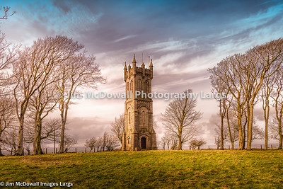 Sir William Wallace Tower, South Ayrshire,
