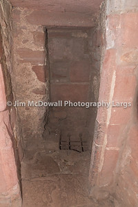 The Abbots Toilet Arbroath Abbey Ruins Scotland