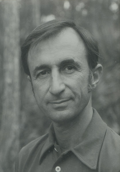 Jim Kern, founder of the Florida Trail Association
