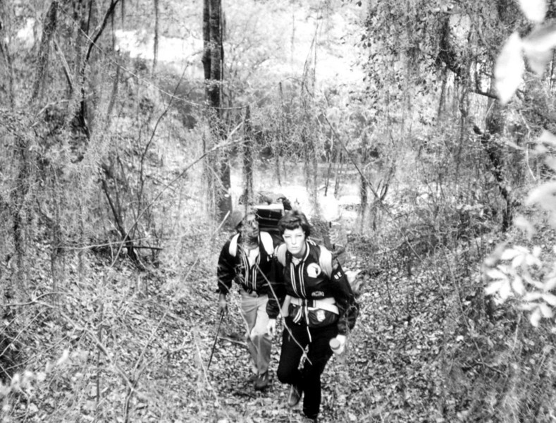 1960s Scouting the Suwannee