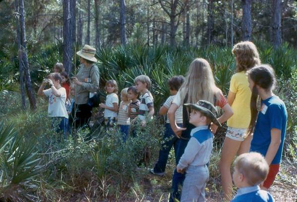 1973 Dorothy Laker FT hike