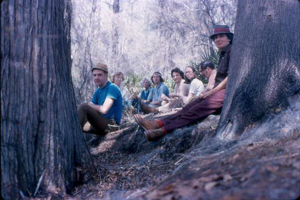 1972 Mar Bill Craig Inez Frink Dorothy Laker