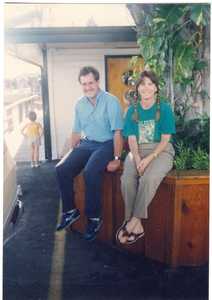 Daryl&Judy1987