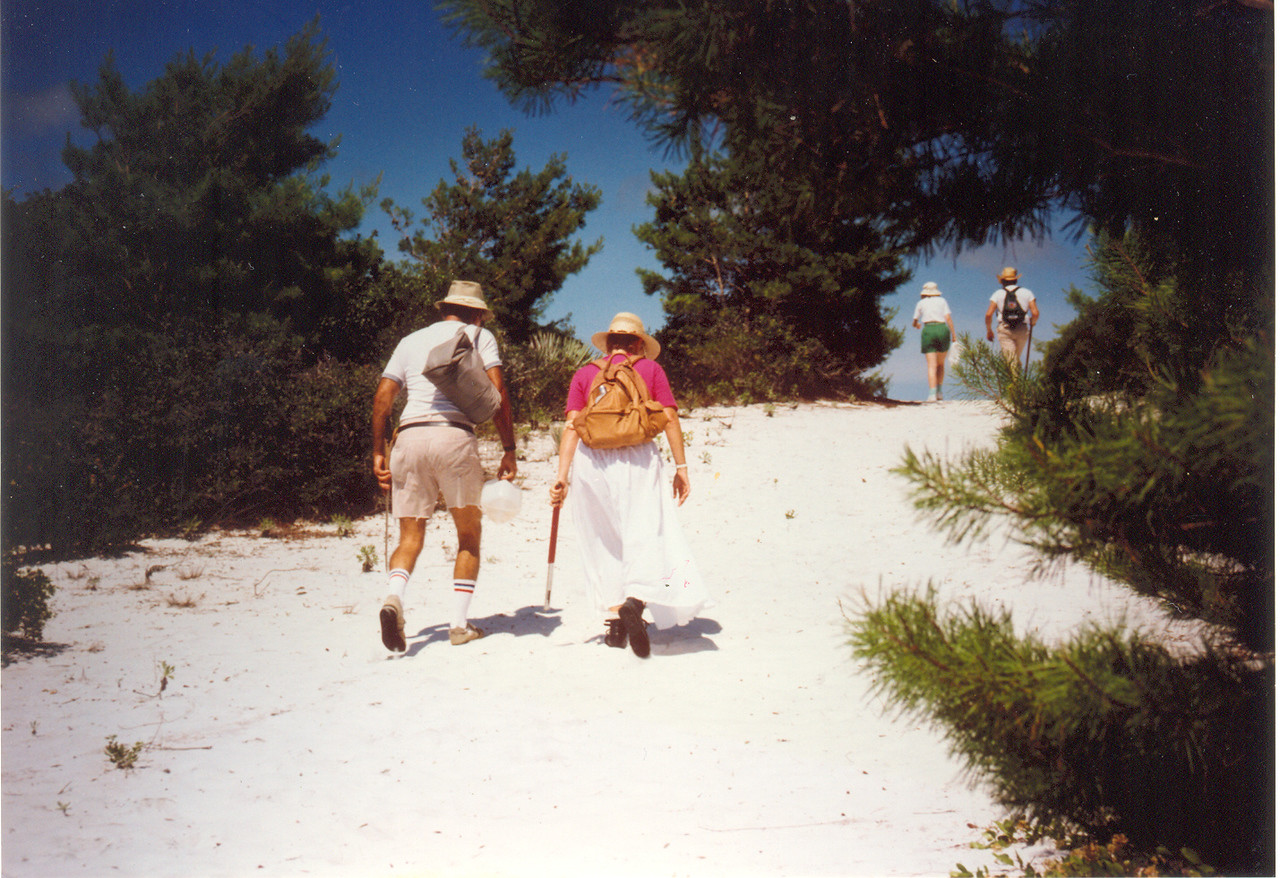 Song of Florida Trail cassette cover, Jan 91