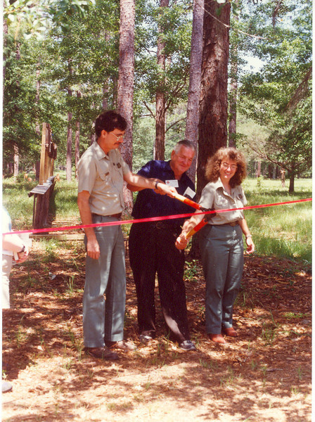 FNST Dedication - Osceola, Jun 93