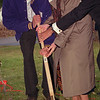 98/10/02 ARC Groundbreak-Rachel Naber Photo-ARC in Albion  ground breaking.