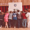 3/13/97 Career Fair - James Neiss Photo - Kevin P. O'Brien, a City Engineer talks about his job to 2nd graders at a career fair at Maple Ave. Elementary School.