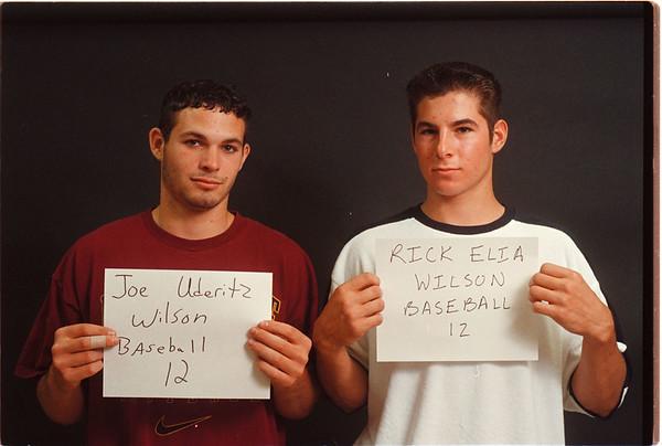 6/19/97 Uderitz & Elia - James Neiss Photo - Joe Uderitz and Rick Elia