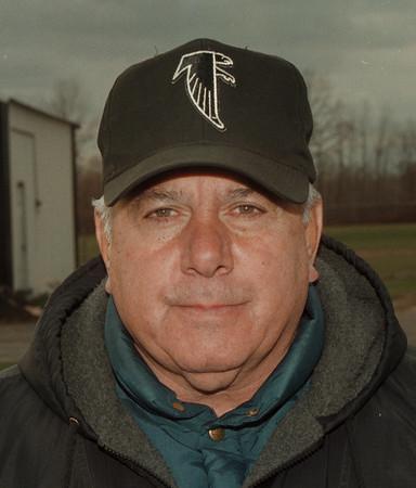 98/11/04 Armand Cacciatore - James Neiss Photo - Niagara wheatfield Football Coach.