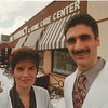 98/03/11 Muto, Diane & Alfonse - James Neiss Photo - Diane Muto and brother Alfonse Muto run the Pine Pharmacy.