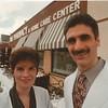 98/03/11 Muto, Diane & Alfonse - James Neiss Photo - Diane Muto and brother Alfonse Muto run the Pine Pharmacy.