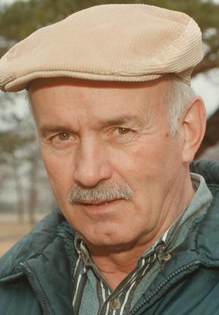 98/03/01-- Kirk Hastings-- mug of W. Kirk Hastings, developer of Fort Niagara State Park proposed plan