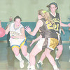98/02/06 - Girls Basketball *Dennis Stierer photo -COLOR