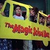 98/1/29 Magic Bus-Rachel Naber Photo- (left to Right) KelleyFraser, Paul Sandell, Robert Shaughnessy,Chris Yaremo, Rhiannon Sweeney, Dan Greco