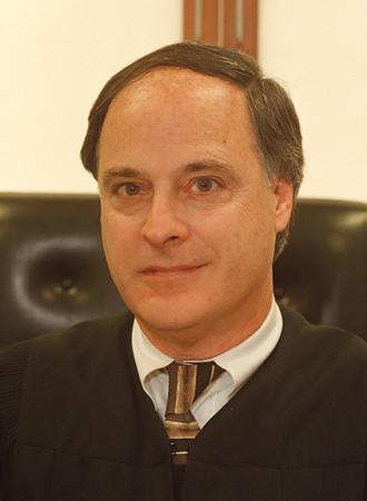 7/16/97 Mark A. Violante - James Neiss Photo - Niagara Falls city court Judge Mark A. Violante.