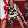 99/1/5 Lewport Basket 2 - Vino Wong Photo - Lewport High #30 eyes the ball during the third quarter against Niagara Wheatfield Tuesday.