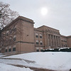 3/10/97--NIAGARA FALLS HIGH--DAN CAPPELLAZZO PHOTO--EXTERIOR OF HIGH SCHOOL.<br /> <br /> 1A WED