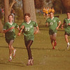 97/09/30 Cross Country2 - James Neiss Photo - LewPort Cross Country team members at a Beaver Island meet.