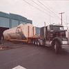 2/21/97 Sentry Metal Service - James Neiss Photo - Sentry Metal Service ships a 31 ton Air Seperation Plant for making Nitrogen to New Mexico.