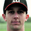 5/14/97--AOW/HEAD AUSTIN--DAN CAPPELLAZZO PHOTO--CHRIS AUSTIN, WILSON PITCHER.<br /> <br /> SP