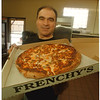 98/03/11 Muto, Victor - James Neiss Photo - Owner of Frenchy's Pizza.