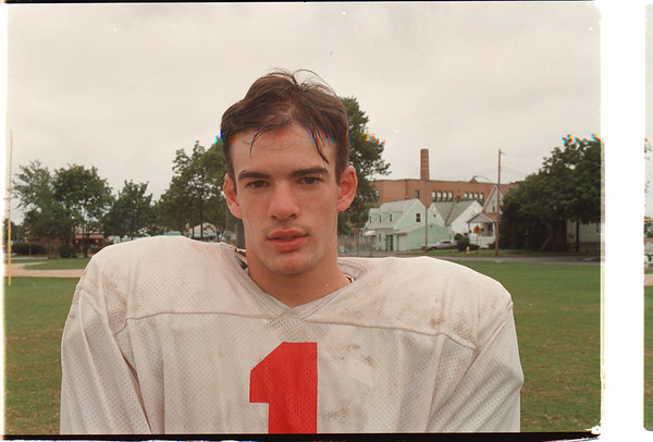 97/08/29 Tom Kresman - James Neiss Photo - NFHS Football