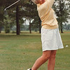 97/08/21--LADIES GOLF WINNER--DAN CAPPELLAZZO PHOTO--HYDE PARK THURSDAY 9 HOLE GOLF WINNER HELEN KNOX, OF SANBORN, TEES OFF, KNOX WHO SHOT A 45 ALSO WON THE WEDNESDAY TOURNEY.<br /> <br /> SP