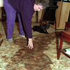 98/01/08 Wet Basement*Dennis Stierer - The basement of Beatrice Cummings, 212 Price St., received water that soaked right up through the carpet. She claims there is a sewer line in back of her house that keeps getting clogged and nobody seems to know who's line it is!!