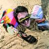1/14/97 Beach Illustration - James Neiss Photo