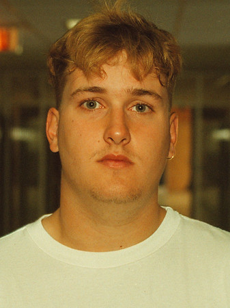 6/20/97-- Tom Winarske--James Neiss Photo -- head shot of Winarske, GI HS baseball player. <br /> <br /> sports, Sunday