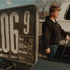 98/03/11 Gas Prices - James Neiss Photo - Steve Ash of 20th Street takes advantage of the low gas price at the Star Food Mart at 465 Main Street.