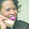 1/3/96-- R. Kimble--Takaaki Iwabu photo-- Renae Kimble, new Majority Leader of the Niagara County Legislature. <br /> <br /> 1A, Saturday