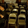 98/08/18- Charter Commission-Takaaki Iwabu photo-- Only several people showed up to the CityÕs Charter <br /> Commission public hearing meeting Tuesday at St. John AME Church. (Six more meetings are scheduled... )<br /> <br /> 1A, color, Wednesday