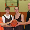 98/12/03 Lyndonville Returnees *Dennis Stierer Photo<br /> L=R:  Joel Dent;  Andy Boyce;  Dan Hogan;  Ken Hess.